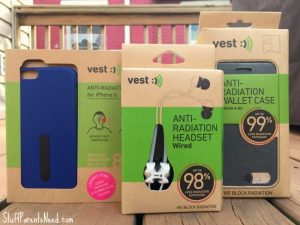 EMF Protection Cell Phone Accessories
