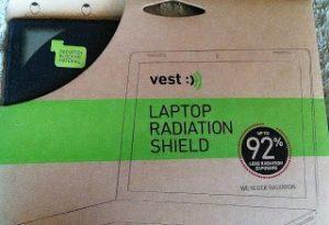 Anti- Radiation Laptop Shield Review