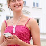 Bluetooth Woman
