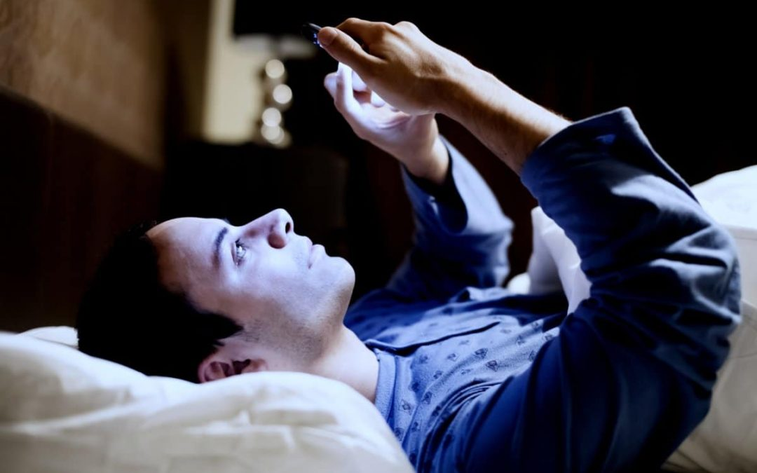 3 Reasons Your Gadgets Are Keeping You  Up at Night